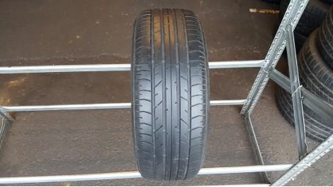 Bridgestone Potenza RE040 apie 7mm , Vasarinės