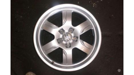 Audi ORIGINALUS R17 5x112;ET28;J7,5, , Audi