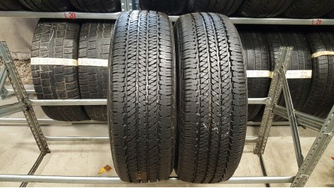 Bridgestone DUELER H/T apie10mm , Vasarinės