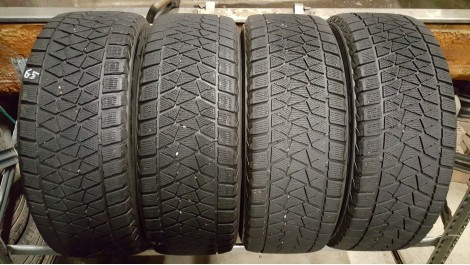 Bridgestone BLIZZAK DM-V2 apie6,5mm , Žieminės
