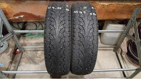 Pirelli Chrono winter  apie 8mm  , Žieminės