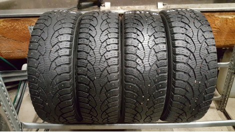 Bridgestone Noranza van apie7,5mm , Žieminės