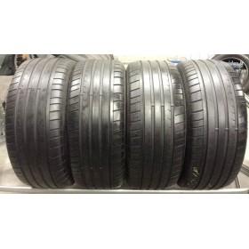 Dunlop SP Sport Maxx GT apie 6mm , Vasarinės<span>245/50 R18</span>