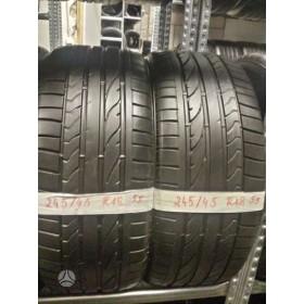 Bridgestone Potenza RE050 apie 6mm , Vasarinės<span>245/45 R18</span>