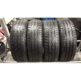 Michelin Agilis x-ice North apie 7.5mm , Žieminės<span>205/65 R16</span>