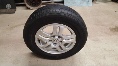 Honda R15 5X114,3 ET50 J6 , Honda