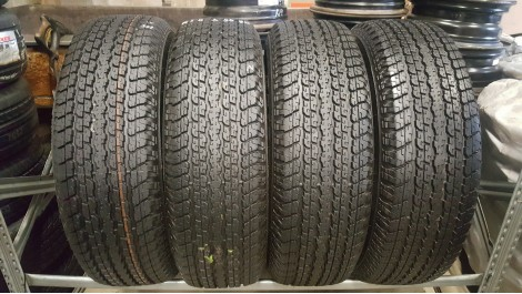 Bridgestone Dueler H/T 840 NAUJOS , Universalios