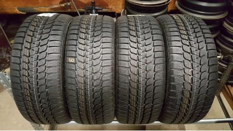 Bridgestone BLIZZAK LM25V NAUJOS , Žieminės