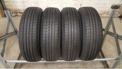 Bridgestone DUELER H/T Naujos , Vasarinės