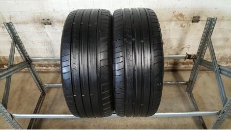Dunlop Sp Sport Maxx GT apie 7mm , Vasarinės