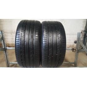 Bridgestone POTENZA S001 apie 7mm , Vasarinės<span>275/40 R19</span>