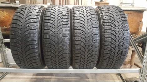 Bridgestone blizzak spike 01 apie 8mm , Žieminės