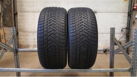 Pirelli SCORPION WINTER TM NAUJOS , Žieminės