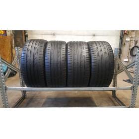 Bridgestone 245/35 ir 225/40 apie 6,5mm , Vasarinės<span>245/35 R18</span>