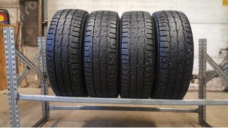 Michelin Agilis X-ICE North apie 10mm , Žieminės