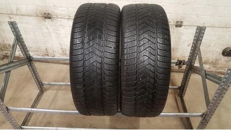 Pirelli SCORPION WINTER 6mm , Žieminės