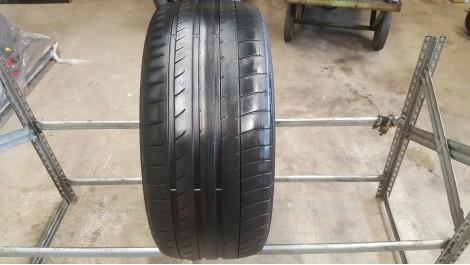 Dunlop Sp Sport Maxx GT apie 6mm , Vasarinės